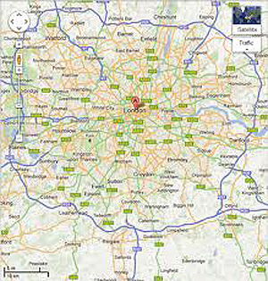 Map Of London Areas And Surrounding Areas.Service Areas My Windscreen London