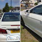 Mercedes E Class Coup Passenger Side Front Door Replacement