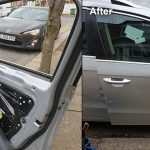 Vw Passat Driver Side Front Door Supply And Replacement